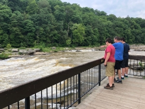 Ohiopyle State Park Visitor Center