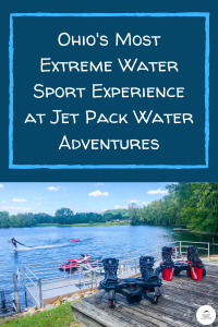 Ohio's Most Extreme Water Sport Experience at Jet Pack Water Adventures