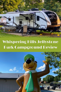Whispering Hills Jellystone Park Campground