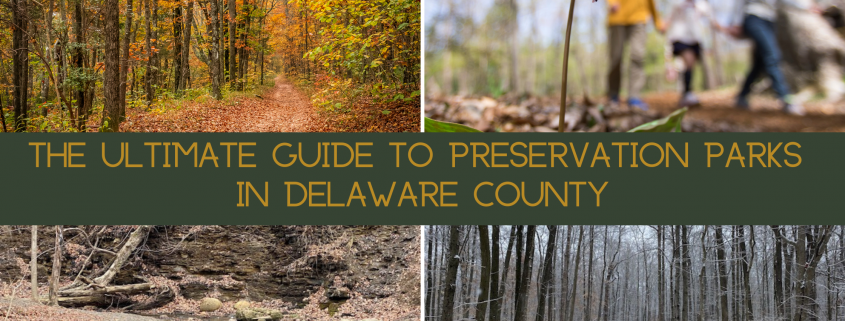 The Ultimate Guide to Preservation Parks in Delaware County
